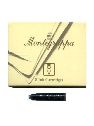 Montegrappa Kartuş Siyah IA00C0EC