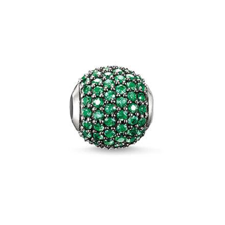 Thomas Sabo Yeşil Doğa Karma Beads K0116-667-6