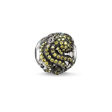 Thomas Sabo Yeşil Ahtapot Karma Beads K0153-643-34