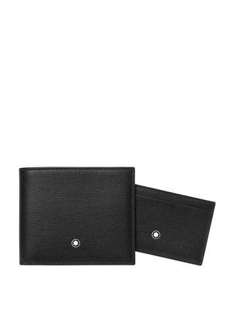 Montblanc Cüzdan Ve Kartlık Seti 116841