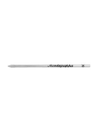 Montegrappa Mini Tükenmez Kalem Yedeği Siyah 6'Lı Paket IA00BSSC