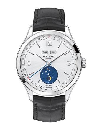 Montblanc Heritage Chronométrie Quantieme Complet Vasco Da Gama Special Edition 112539