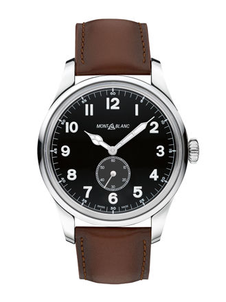 Montblanc 1858 Automatic Small Second 115073