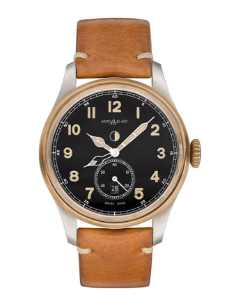 Montblanc 1858 Automatic Dual Time 116479