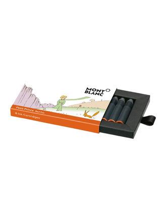 Montblanc Ink Cartridges Le Petit Prince 8'Li Paket 118206