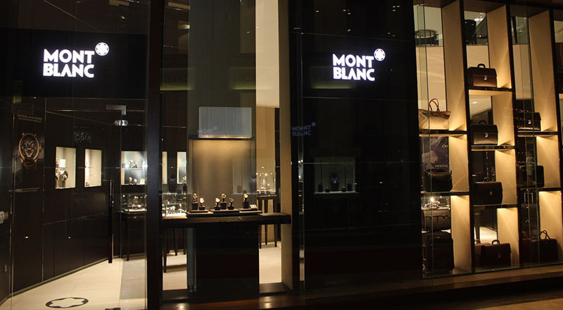 Montblanc Butik Zorlu Center