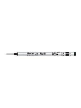 Montblanc Rollerball Pen Fine Point Black Ink Refill 12960