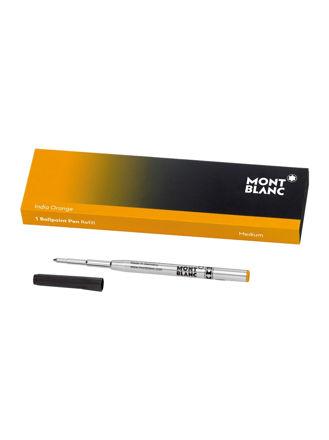 Montblanc Ballpoint Refill India Orange Medium 110622