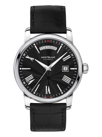 Montblanc 4810 Day-Date 115936