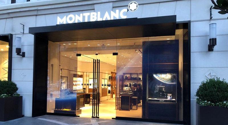 Montblanc Butik Emaar