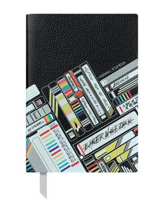 Montblanc Cassette Edition Not Defteri 119499