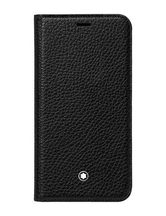 Montblanc Meisterstück Soft Grain Apple iPhone XS Telefon Kılıfı 124893