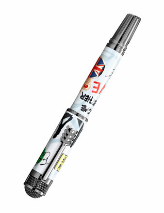 Montblanc Great Characters The Beatles Limited Edition 1969 Rollerball Kalem 116260