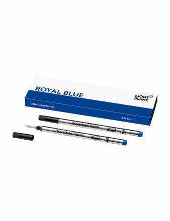 Montblanc Rollerballball Kalem Refill (M), Royal Blue 124504