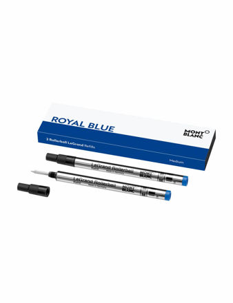 Montblanc Rollerballball Kalem LeGrand Refill (M), Royal Blue 124503