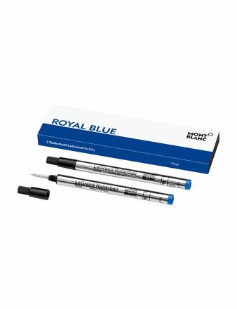 Montblanc Rollerballball Kalem LeGrand Refill (F), Royal Blue 124502