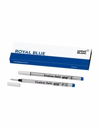 Montblanc Fineliner Kalem Refill (B), Royal Blue 124500
