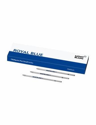Montblanc Tükenmez Kalem Small Refill, Royal Blue 124495