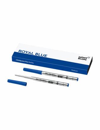 Montblanc Tükenmez Kalem Refill (M) Royal Blue 124493