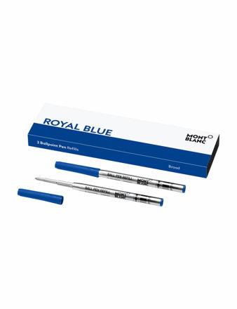 Montblanc Tükenmez Kalem Refill (B) Royal Blue 124491