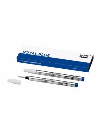 Montblanc Fineliner Kalem LeGrand B, Royal Blue 124494