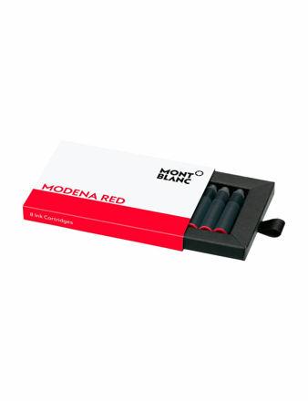 Montblanc Modena Red Kartuş 119717