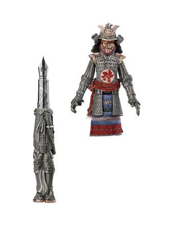 Montegrappa Samurai Limited Edition F Dolma Kalem ISSUN2SE