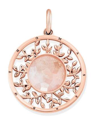 Thomas Sabo Tree Of Love Kolye Ucu PE758-536-9