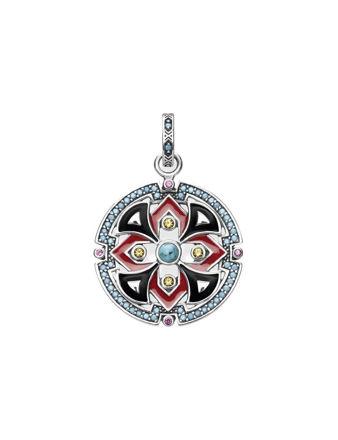Thomas Sabo Asian Ornaments Kolye Ucu PE788-346-7