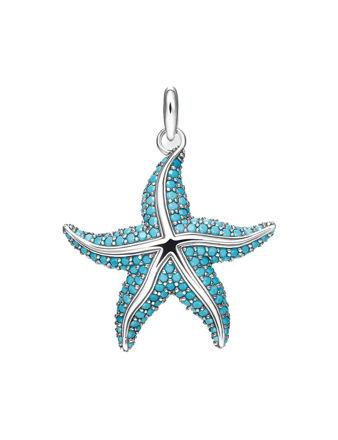 Thomas Sabo Starfish Kolye Ucu PE807-667-17