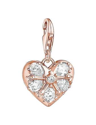 Thomas Sabo Heart Charm 1571-416-14