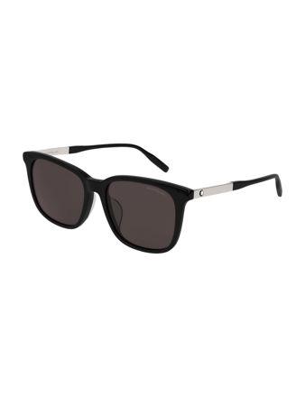 Montblanc Square Frame Acetate Güneş Gözlüğü 123976