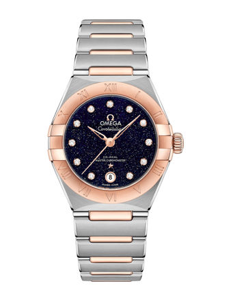 Omega Constellation Co‑Axial Master Chronometer 29mm 131.20.29.20.53.002
