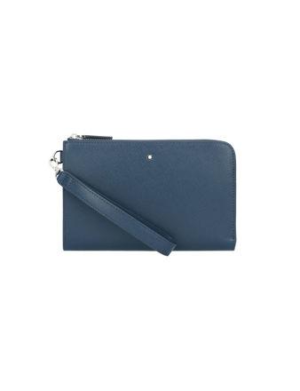Montblanc Sartorial Azul Índigo Çanta 126059