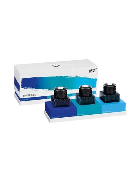 Montblanc Blues Palet Seti 3 x 30 ml 119576