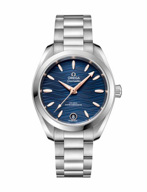Omega Aqua Terra 150 m Co‑Axial Master Chronometer 34mm 220.10.34.20.03.001