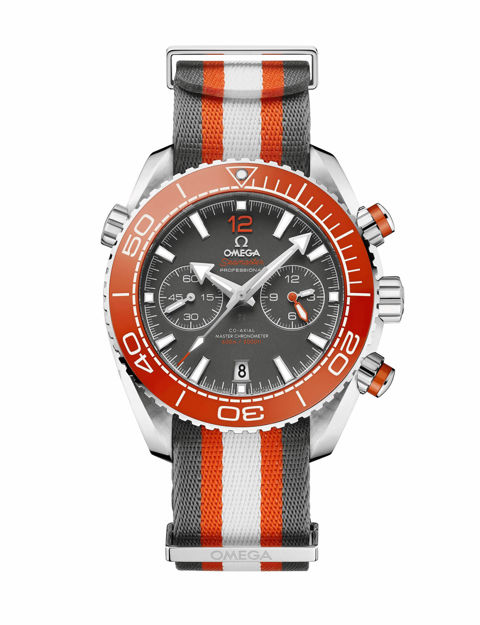 Omega Planet Ocean 600 m Co‑Axial Master Chronometer Chronograph 45.5mm 215.32.46.51.99.001