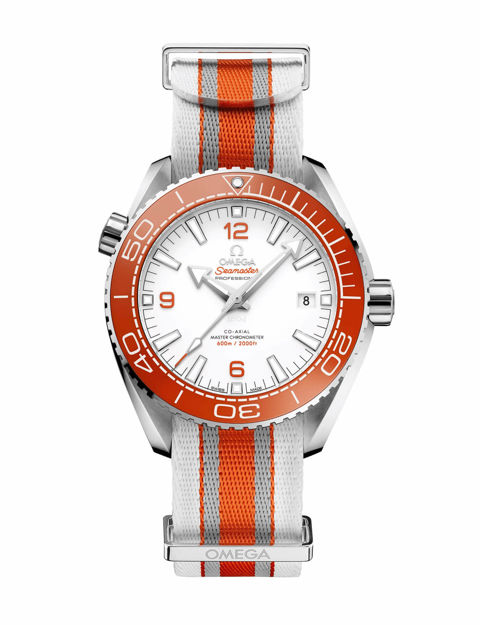 Omega Planet Ocean 600 m Co‑Axial Master Chronometer 43.5mm 215.32.44.21.04.001