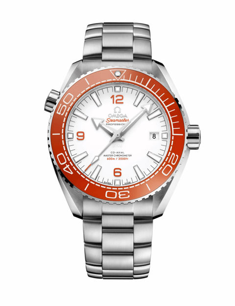 Omega Planet Ocean 600 m Co‑Axial Master Chronometer 43.5mm 215.30.44.21.04.001