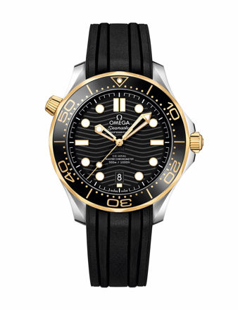 Omega Diver 300 m Co‑Axial Master Chronometer 42mm 210.22.42.20.01.001