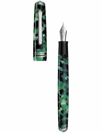 Tibaldi Zümrüt Yeşili Reçine Dolma Kalem N60-489_FP