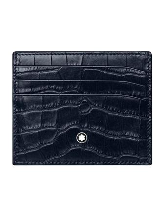 Montblanc Meisterstück Selection Mavi Kartlık 6cc 126650