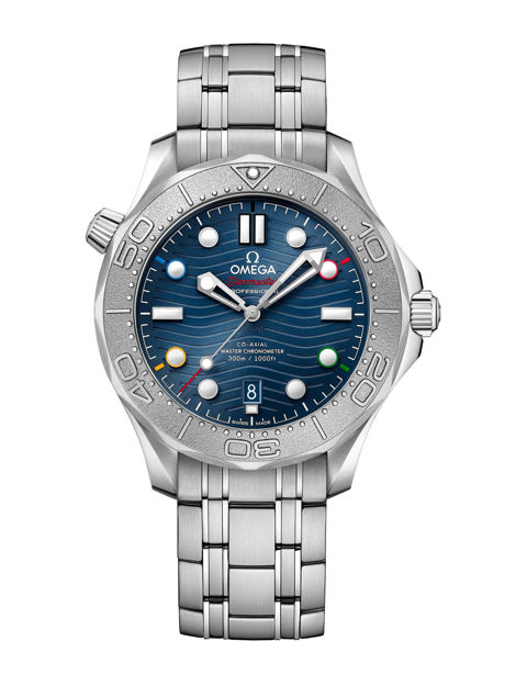 Omega Seamaster Diver 300M Co‑Axial Master Chronometer 42 mm 522.30.42.20.03.001