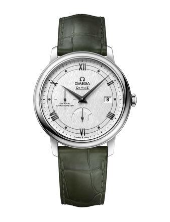 Omega De Ville Prestıge Co‑Axial Chronometer Power Reserve 39.5 mm 424.13.40.21.02.004