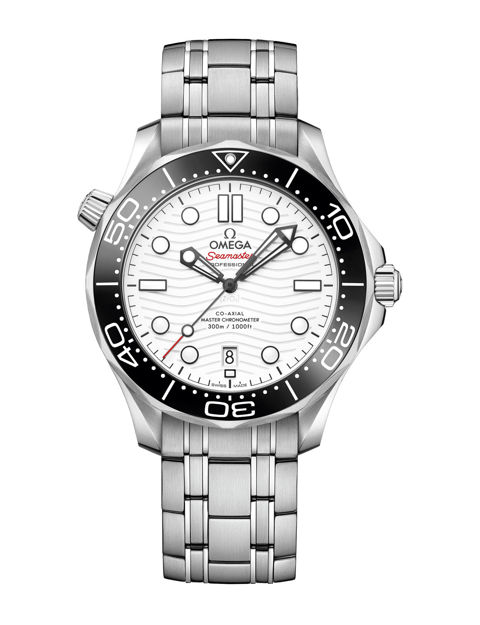 Omega Seamaster Diver 300M Co‑Axial Master Chronometer 42 mm 210.30.42.20.04.001