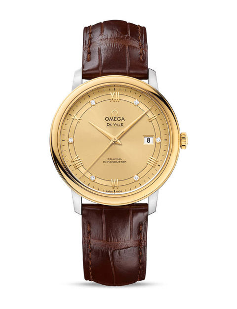 Omega De Ville Prestige Co‑Axial Chronometer 39,5 mm 424.23.40.20.58.001