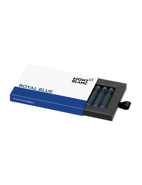 Montblanc Mürekkep Kartuşları Royal Blue 128198