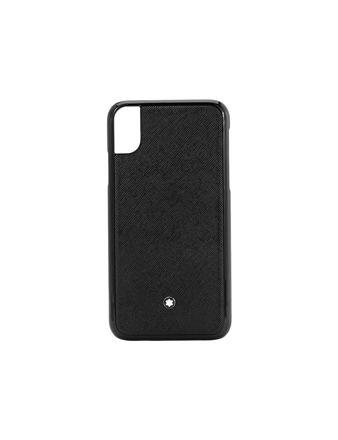 Montblanc Sartorial Siyah Sert Telefon Kılıfı Apple Iphone XR 124865