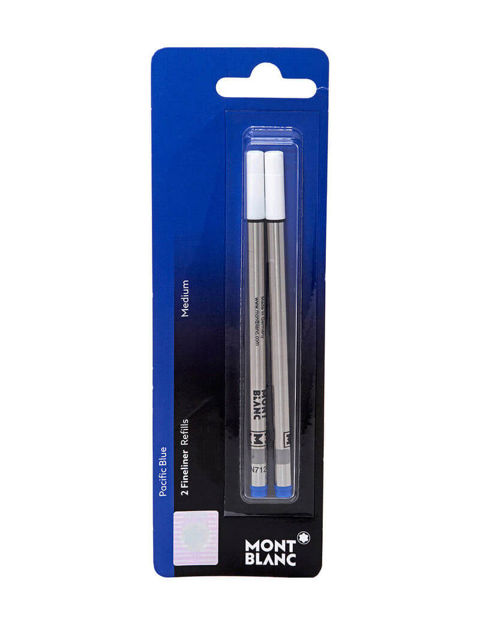 Montblanc 2 Fineliner Pacific Blue Kalem Yedeği (Medium) 118883