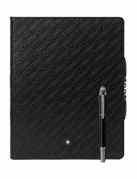 Montblanc Artırılmış KağıtxMontblanc Ultra Black Edition 128802